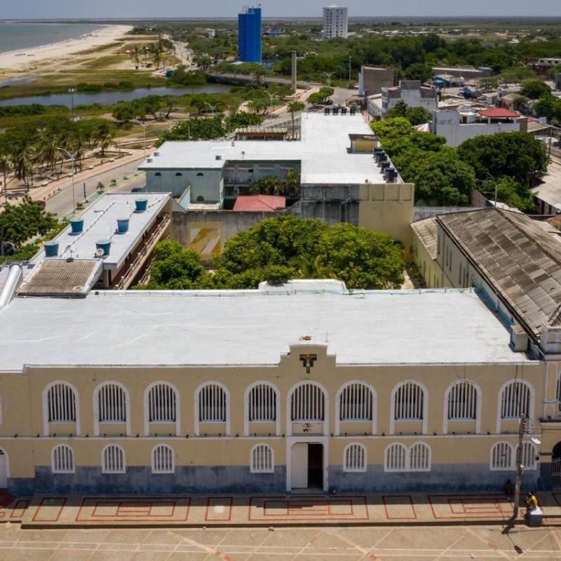 foto aerea casa de Riohacha 2 2018